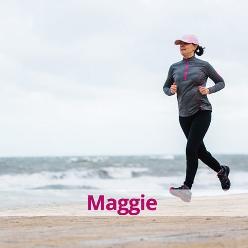 Maggie – A&E Staff Nurse
