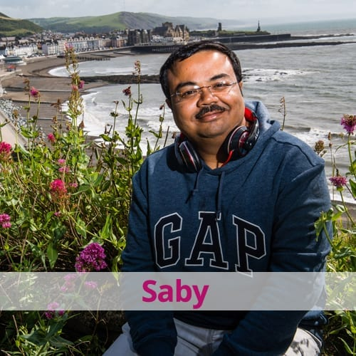 Saby – Paediatric Registrar