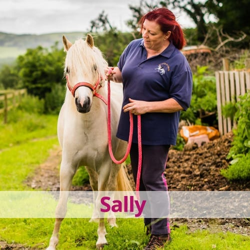 Sally – Ward Manager